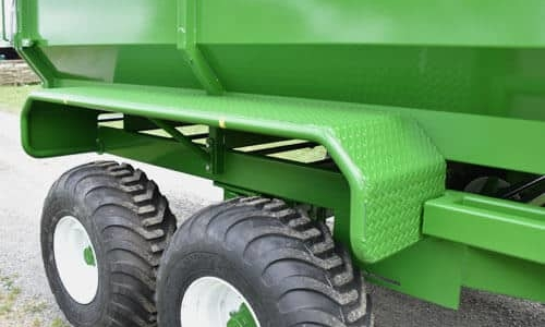 Feedout Wagon Mudguards