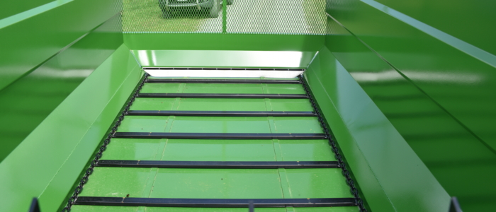Silage Wagon Largest Conveyor Drive